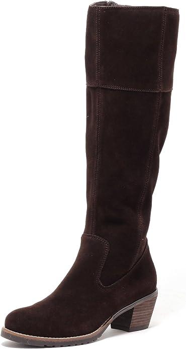 Zapato ECHT Leder Damen Stiefel Lederstiefel Country Style Gr.37 39 Dunkelbraun BRAUN