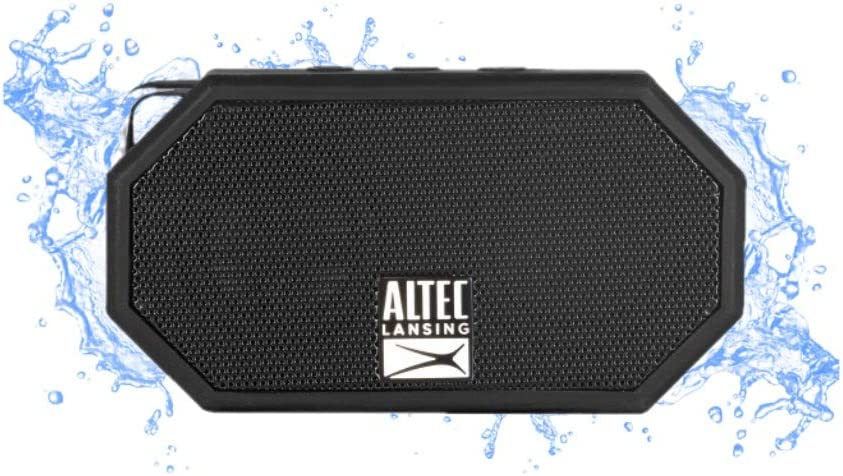 Wireless, Bluetooth, Waterproof Speaker, Floating, IP67, Portable, Strong Bass, Rich Stereo System,