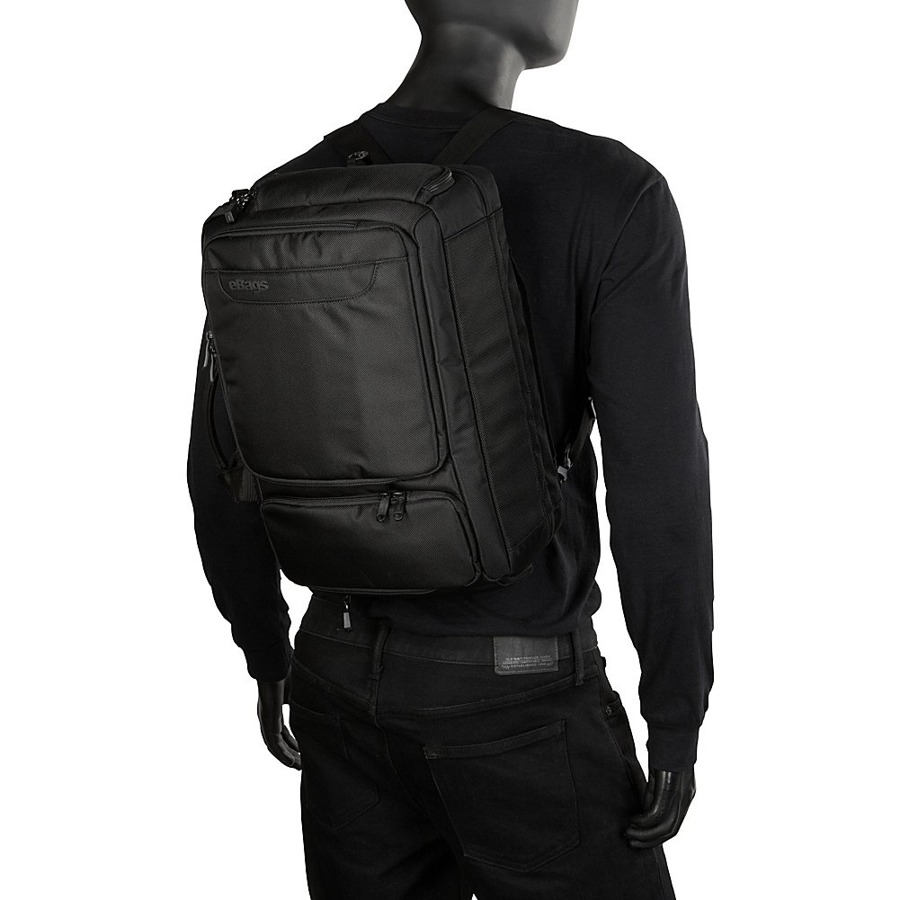 eBags Professional Laptop Briefcase (Black) by eBags (Image #7)