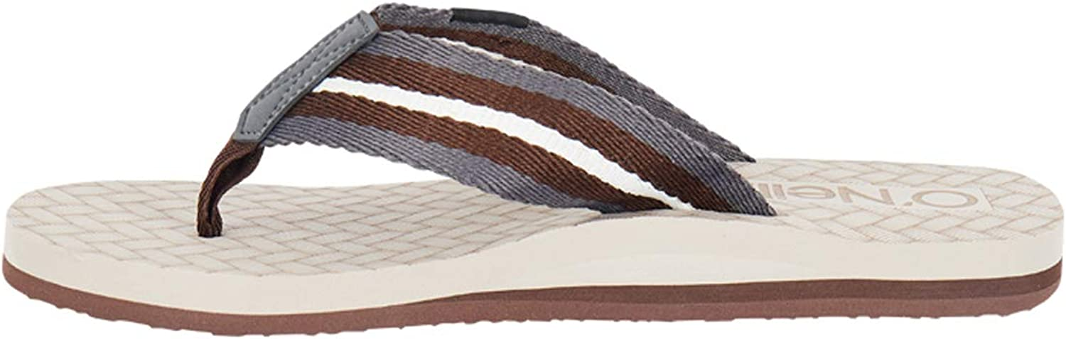 O'NEILL Super beauty product restock quality top Men's Flip Sandals Flop Outlet ☆ Free Shipping