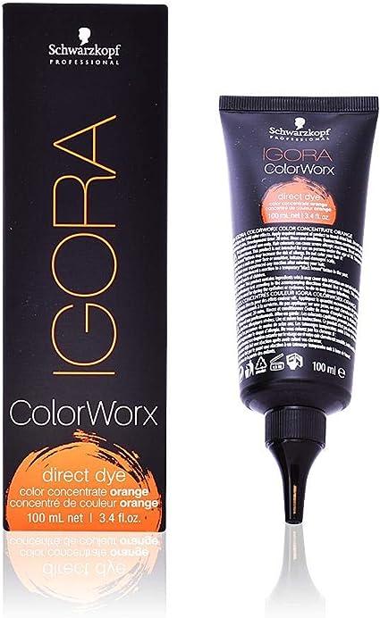 Schwarzkopf Professional Igora Colorworx Direct Dye Orange Tinte - 100 ml