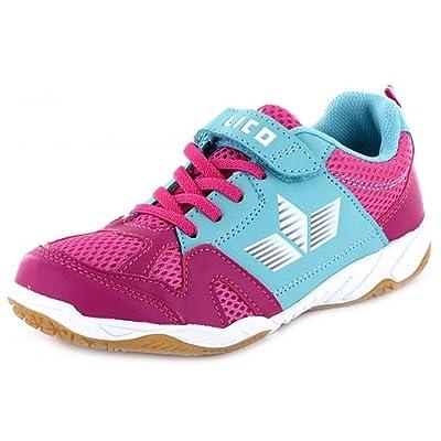 Lico  Hallenschuh, Chaussures spécial sport en salle pour fille
