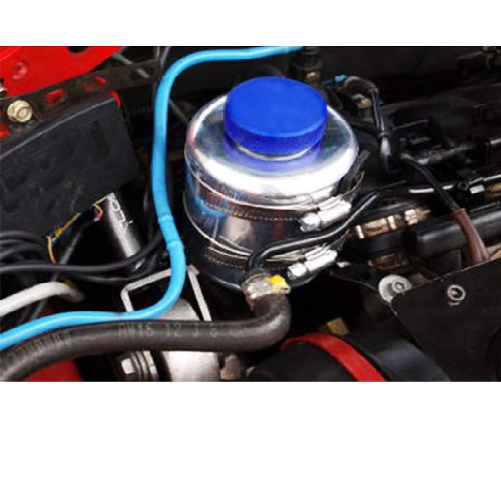 Durable Aluminium Alloy Power Steering Tank with Blue Cap Full Set
