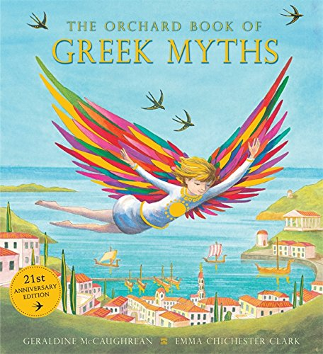 Librarika: The Orchard Book Of Greek Myths
