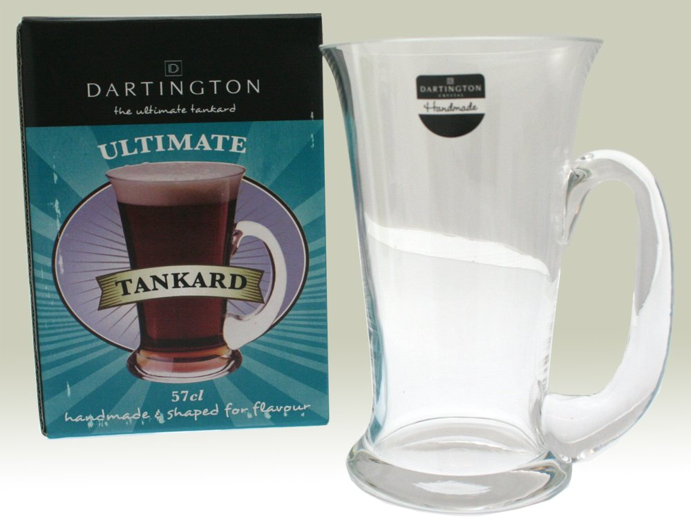Dartington Ultimate Handmade Personalised Cider Glass in Gift Box J53518CL