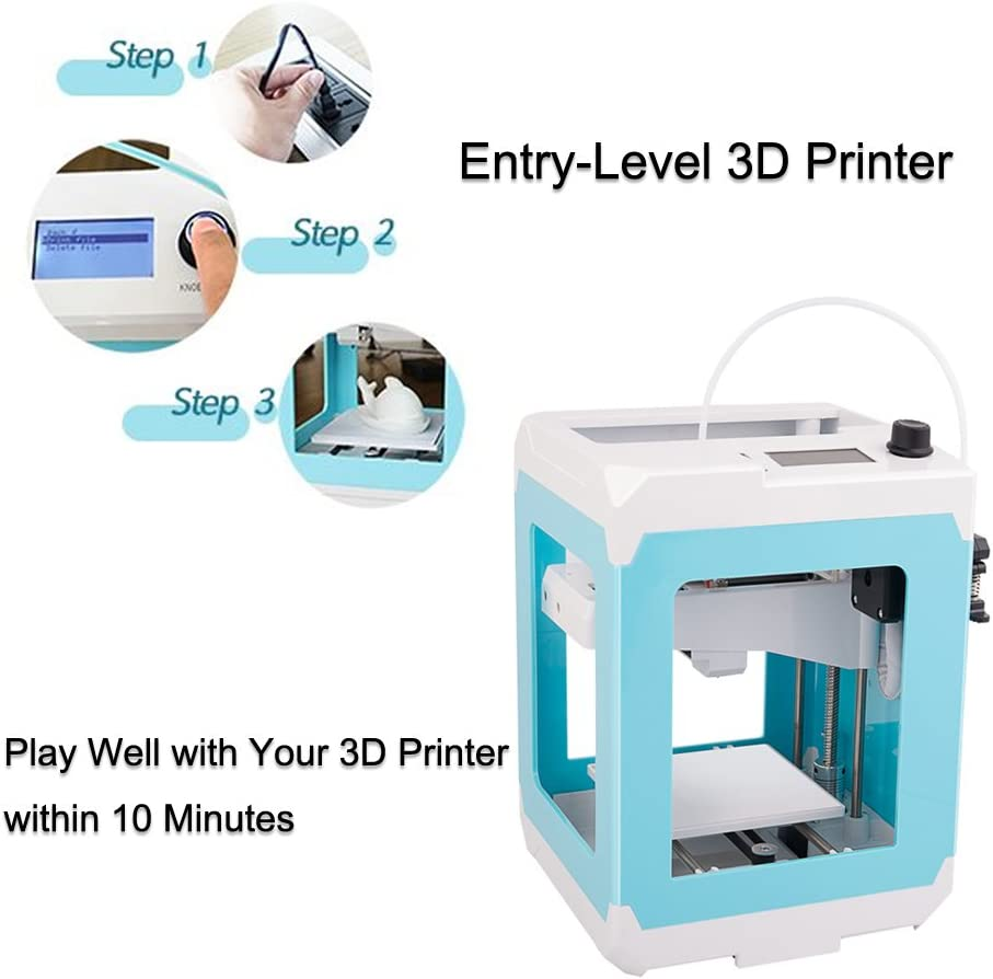 demu 3d impresora en Kit DIY 3d Printer Mini impresora 3d Printing ...