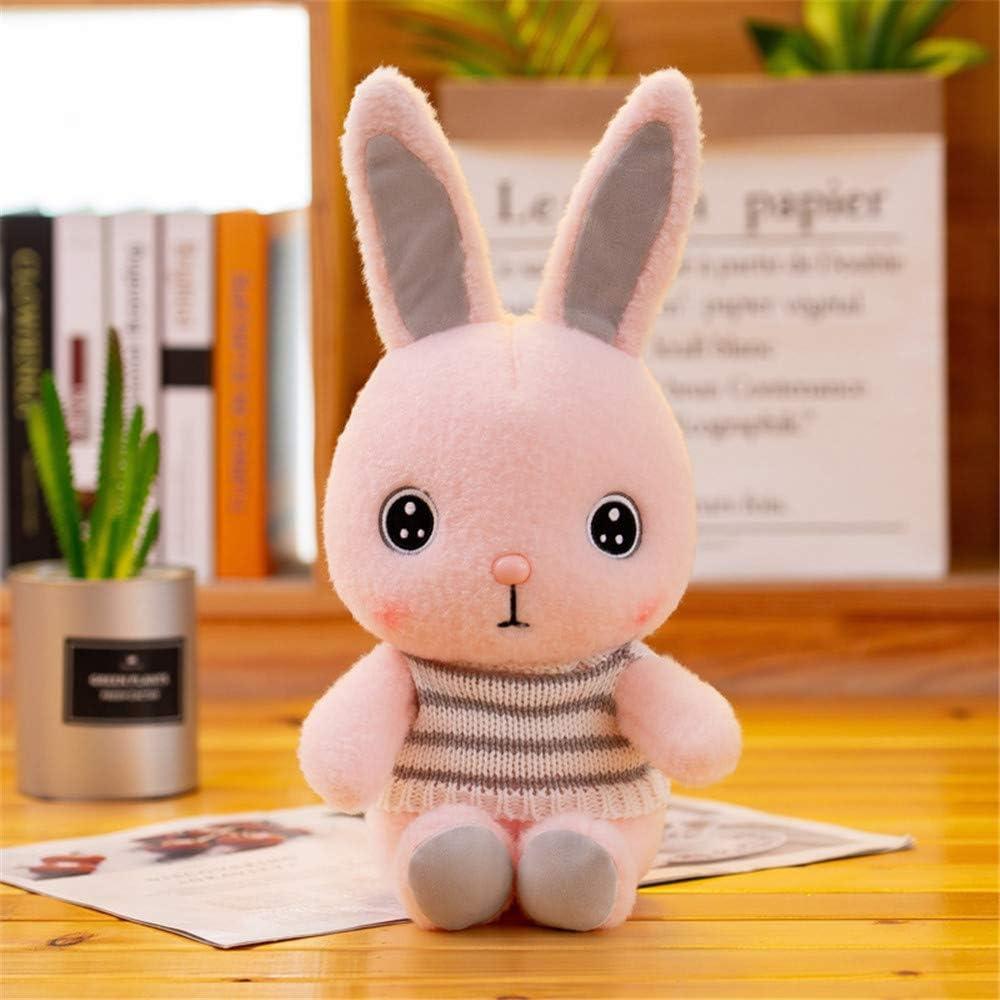 SXPC Sentado Felpa del Conejo de la muñeca del Juguete del niño muñeca rellena Suave del Juguete