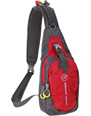 Chinatera Chest Bag Outdoor Sport Travel Shoulder Sling Backpack Pouch