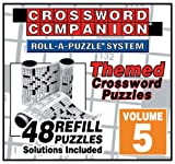 : Volume 5 Crossword Companion Refills - 48 Puzzles