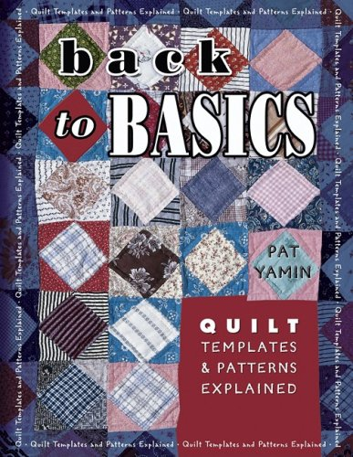 Back to Basics: Quilt Templates and Patterns Explained