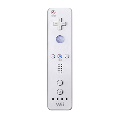 Amazon.com: Wii Remote Controller White (Renewed): Video Games