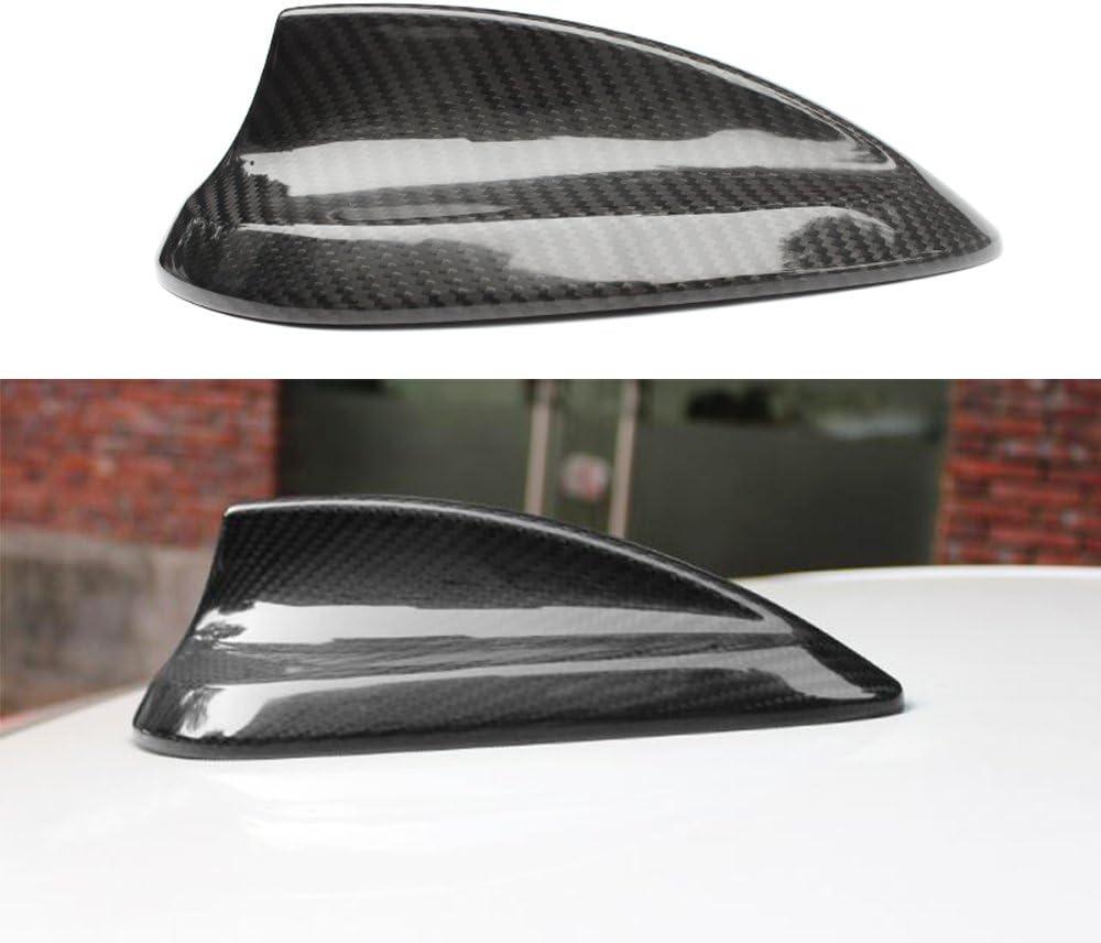 Antena de techo de fibra de carbono aleta de tiburón para BMW Serie 3 F30 serie 2 F22 F23 serie 4 F32 F33 F36 M3 F80 M4 F82