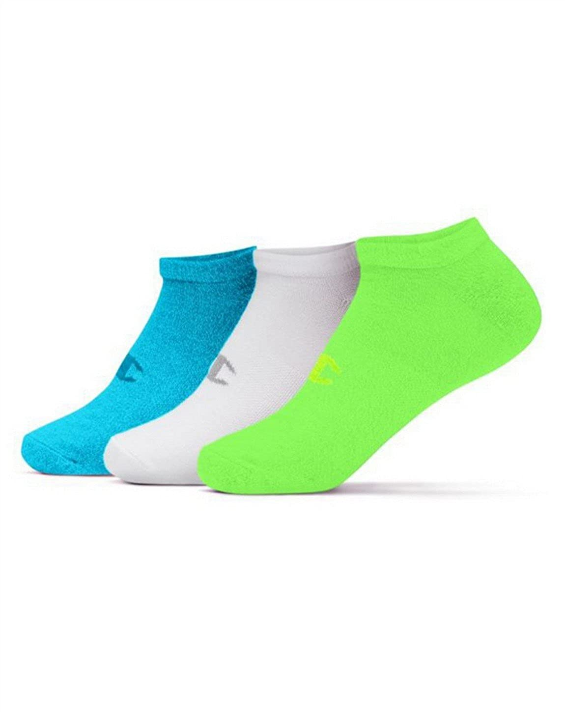 Champion Womens Double Dry 6-Pack Performance No Show Socks