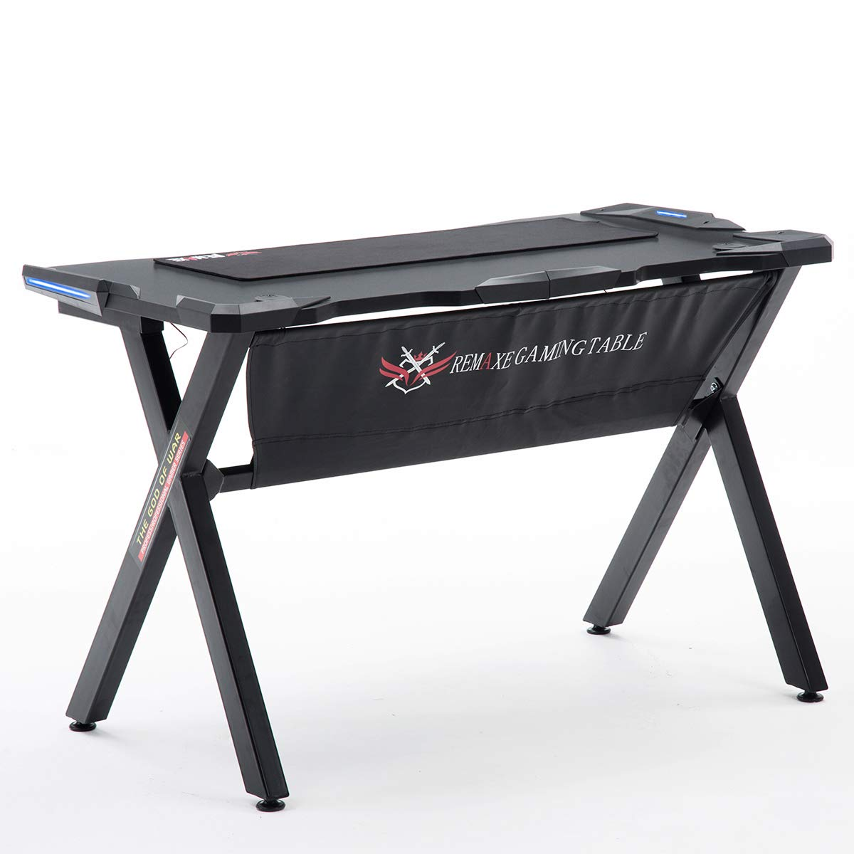Remaxe Gaming Table Black BDRX-03