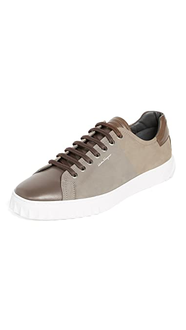 Salvatore Ferragamo Clyde Sneakers