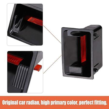 presente 8 barre cofano radiatore griglia strisce inserti clip M Power Sport Performance Tech Paket colore griglie distintivo B M W 2 Serie F22 Coupe F23 Cabriolet 2013