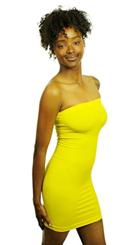 Women's Seamless Strapless Fit...