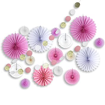 decoration bapteme fille amazon