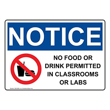 Household Waste Only Label Decal 5x3.5 in 4-Pack Vinyl for Recycling//Trash//Conserve by ComplianceSigns