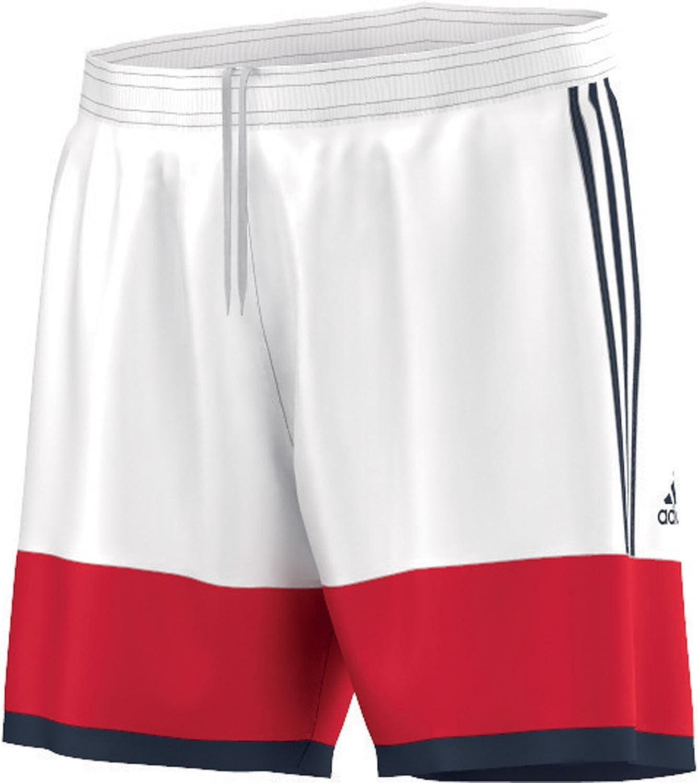 adidas – Pantalones para Adulto konn16 WB, Todo el año, Unisex, Color Weiß/Vivid Rot s13, tamaño XS: Amazon.es: Ropa y accesorios