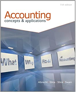Financial accounting reporting and analysis with 1 year access to accounting concepts and applications with annual report fandeluxe Choice Image