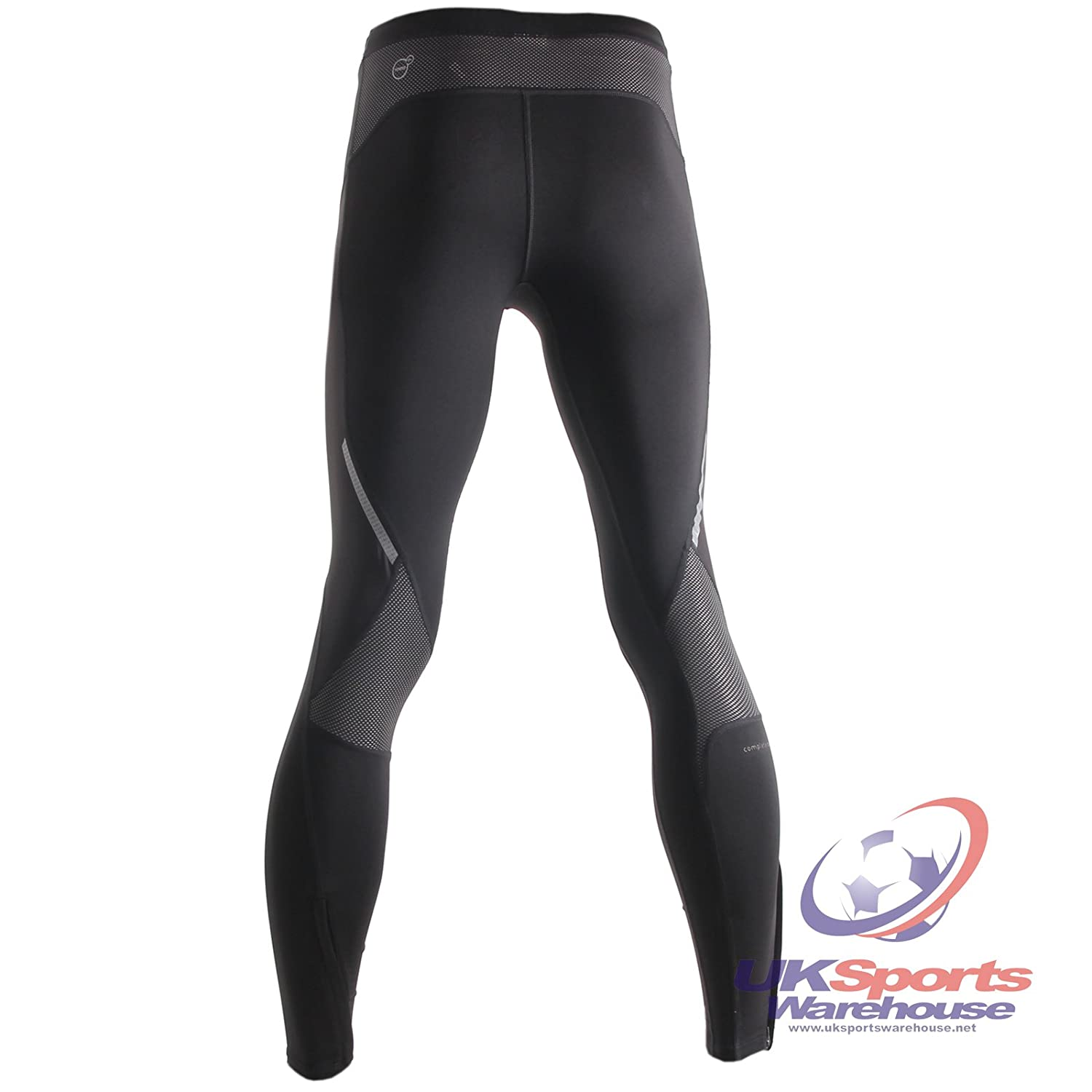 0a059f0ce5e62 Puma Powercell Compression LycraSport Mens Long Running Tights rrp£50:  Amazon.co.uk: Sports & Outdoors