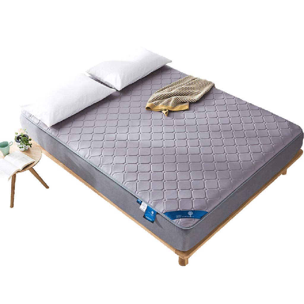 A 90x200cm (35x79inch) Tatami Mattress Mattress Tatami Mattress Dormitory Single Bed Mat Non-Slip Mattress Sweat-Absorbent Breathable Non-Slip Tatami Mattress Double +A (color   A, Size   90x200cm (35x79inch))