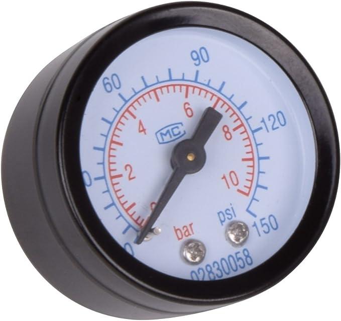 Hotgod 1//4 BSP Filtre /à Air Compresseur Filtre /à Humidit/é Pi/ège /à Huile Lubrificateur /à Eau pour Compresseur et Outils /à Air