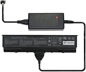 Generic External Laptop Battery Charger for Dell Studio 1557 1558 312-0701 312-0702 A2990667