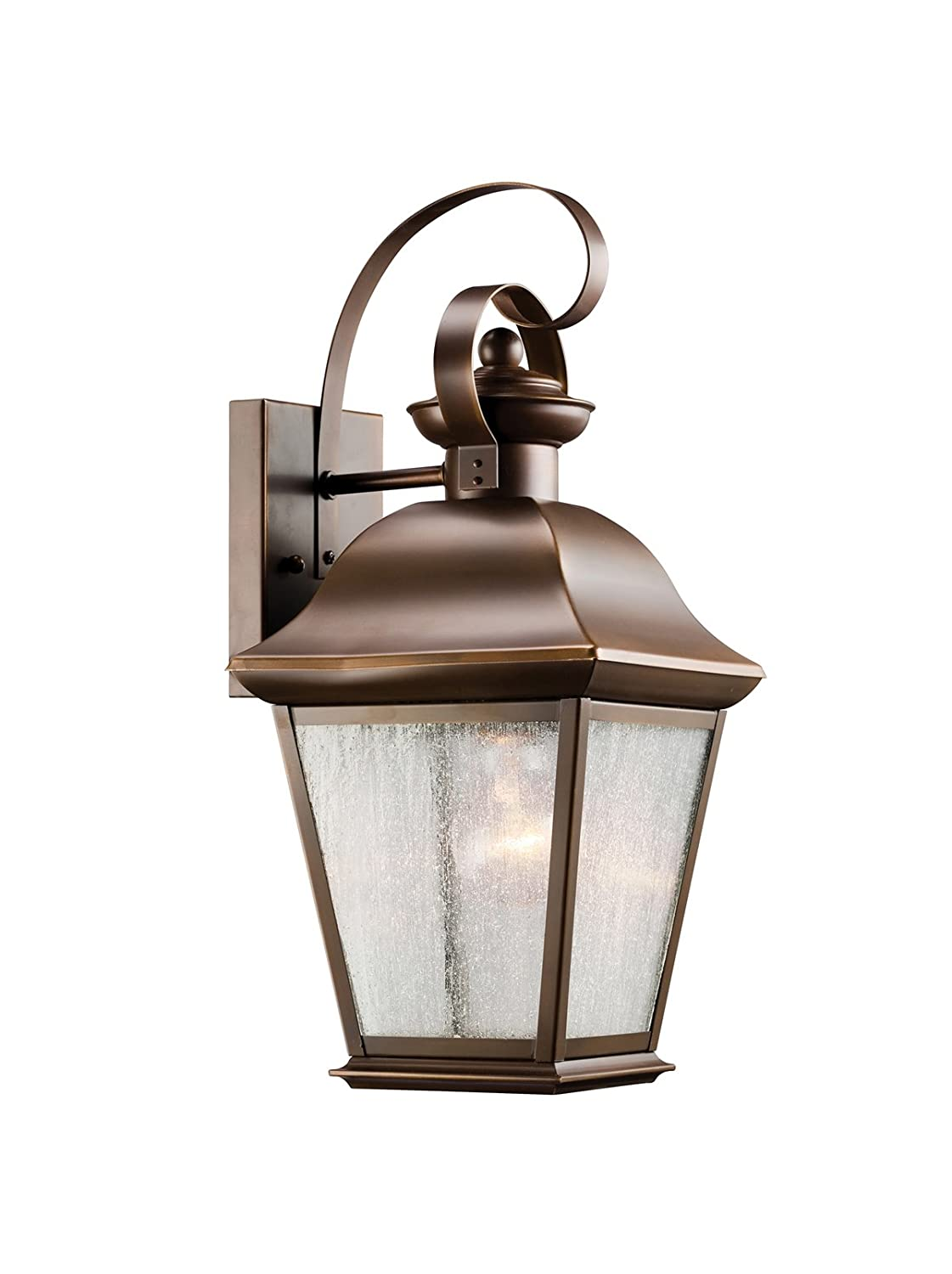Kichler 9708OZ One Light Outdoor Wall Mount - Wall Porch Lights ...