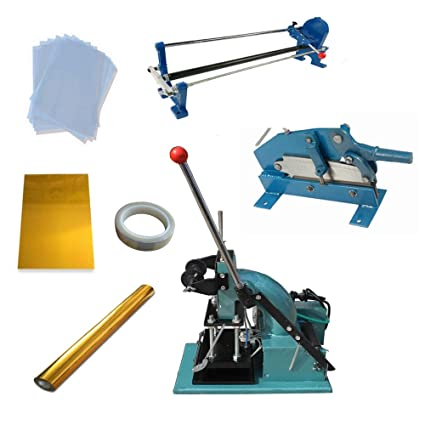 Amazon com: Hot Foil Stamping Press Home Business Start