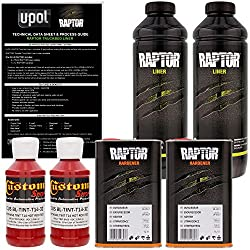 Image of the product U Pol Raptor Hot Rod Red that is listed on the catalogue brand of U-Pol.