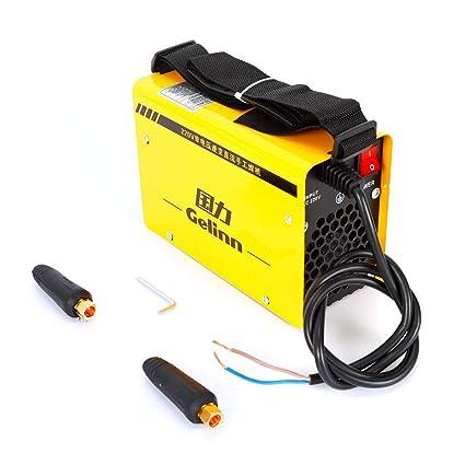 Senderpick IGBT ZX7-200 - Soldador eléctrico inverter: Amazon.es: Bricolaje y herramientas