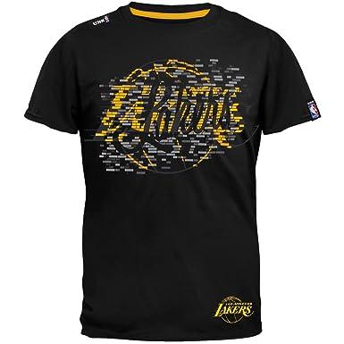 UNK - Camiseta - para hombre Negro negro Talla:XL