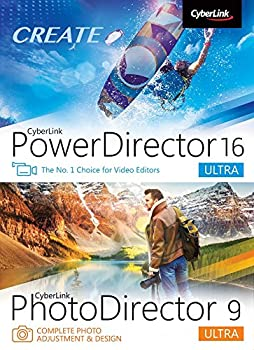 PowerDirector 16 & PhotoDirector 9 Ultra [Download]