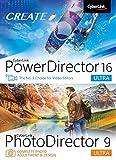 PowerDirector 16 & PhotoDirector 9 Ultra [PC Download]