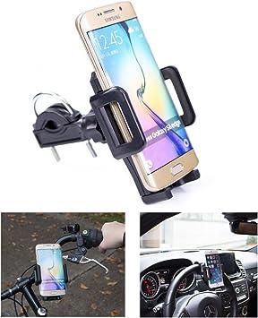 HSRpro – Bicicleta de Camiones Volante y teléfono móvil Soporte de Coche Universal para Smartphones – para iPhone – Samsung – HTC – LG – ZTE – Huawei: Amazon.es: Electrónica