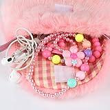 SOTOGO Little Girls Cute Plush Purse Handbag