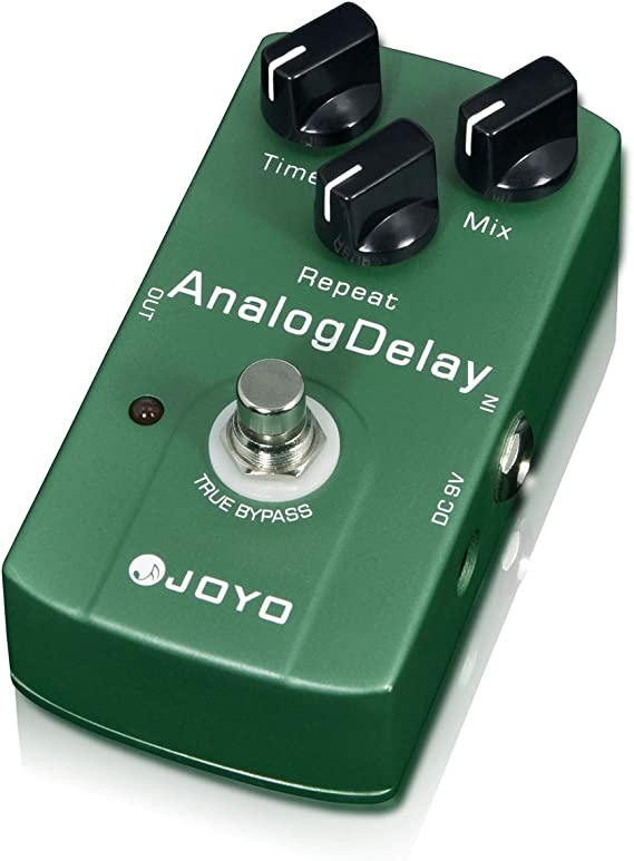 JOYO JF-33 Analog Delay Pedal Effect