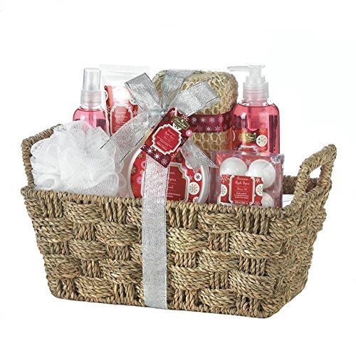 Cinnamon and Apples Spa Gift Set