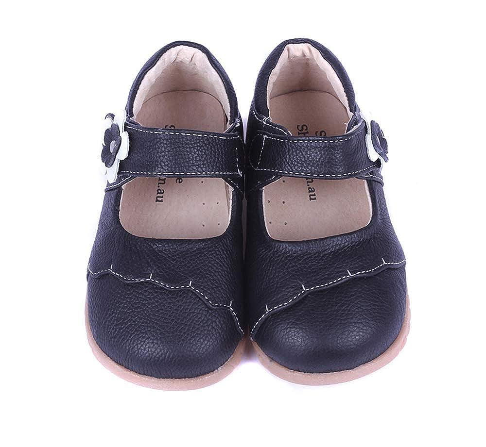 Toddler Kids Baby Girls Princess Polka Dot Soft Sole Mary Jane Single Shoes