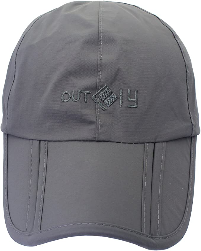 Outfly Casquette de baseball en coton pour femme