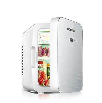 Amazon.es: sgtrehyc Mini refrigerador portátil refrigerador nevera ...