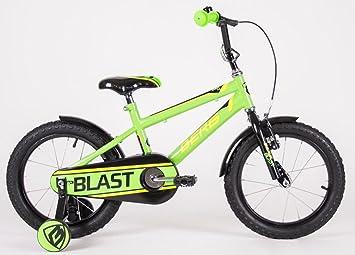 Berg Bicicleta 16 Pulgadas G Freno contra Pedal: Amazon.es ...