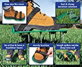 The Paragon Lawn Aerator Spike Shoes, Effectively