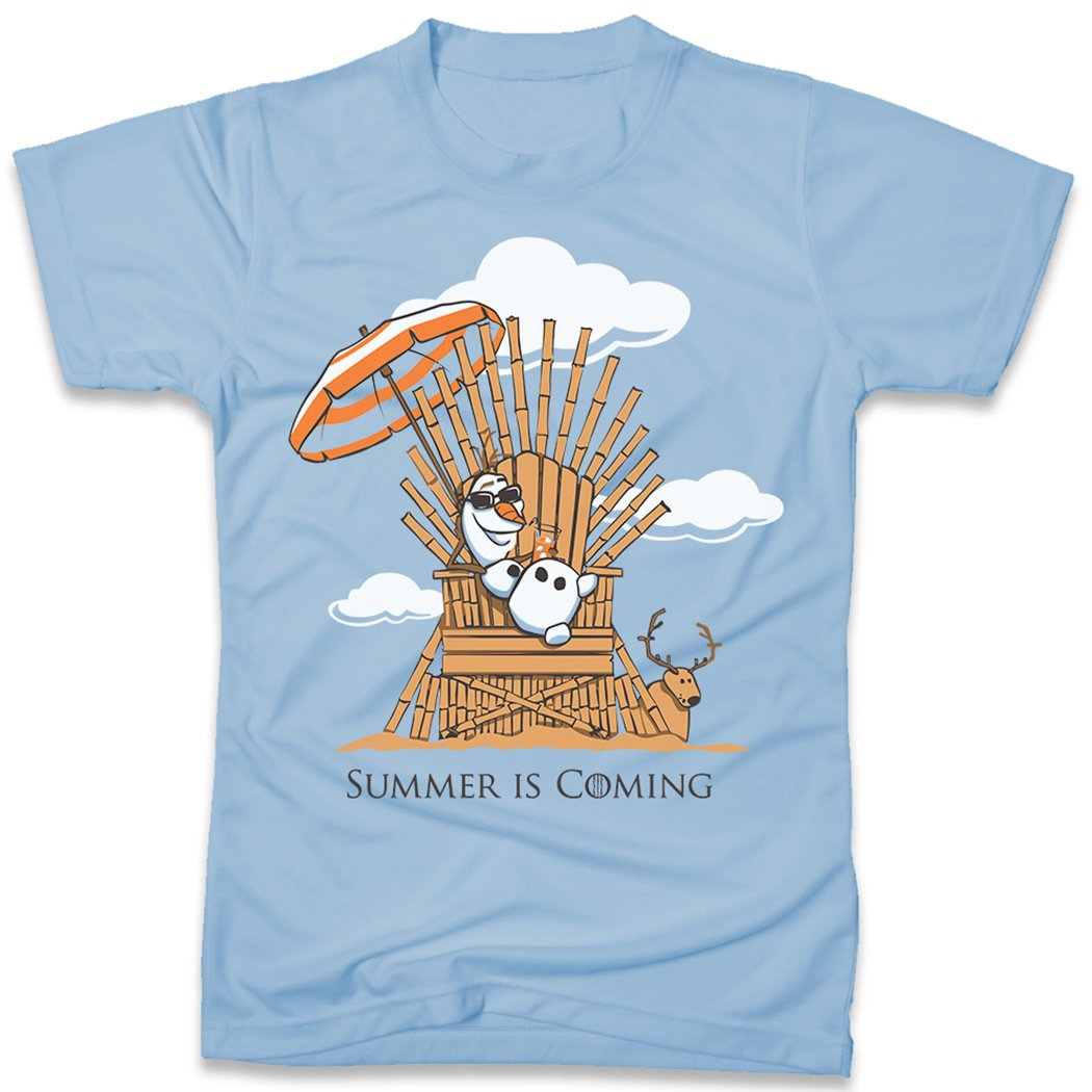 77d4df7462fd Summer is Coming Game Of Thrones Frozen Olaf