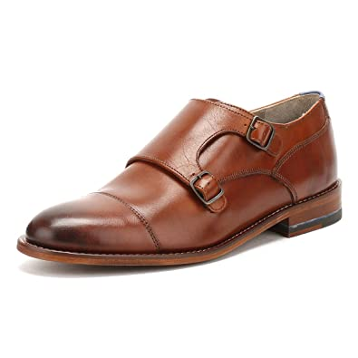 Oliver Sweeney Hommes Cognac Marston Chaussures-UK 8 d5BwKGeX