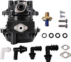 KIPA Oil Injection Conversion Fuel Pump kit for Johnson Evinrude Outboard VRO 5007420 No Vro