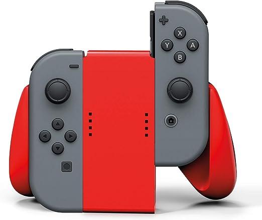 Nintendo Switch Joy Con Comfort Grip (Red) [Importación Inglesa]: Amazon.es: Videojuegos