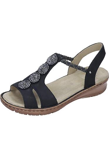a0eb82303 ARA Sandales pour Femme: Amazon.fr: Chaussures et Sacs